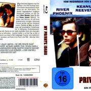 My Private Idaho (1991) R2 German Blu-Ray Cover
