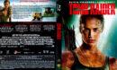 Tomb Raider (2018) R2 German Blu-Ray Covers