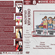 Chick Flick Collection (1984-2009) R1 Custom DVD Cover