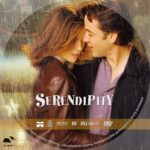 Serendipity (2001) R1 Custom DVD Label