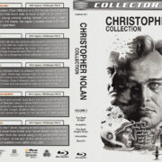Christopher Nolan Collection – Volume 2 (2008-2017) R1 Custom Blu-Ray Cover
