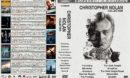 Christopher Nolan Collection (10) (1998-2017) R1 Custom DVD Cover