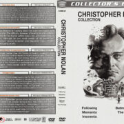 Christopher Nolan Collection – Volume 1 (1998-2006) R1 Custom DVD Cover