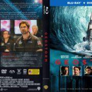 Geostorm (2017) R1 Blu-Ray Cover