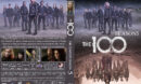 The 100: Season 5 (2018) R0 Custom DVD Cover