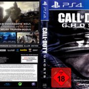 Call of Duty Ghosts (2013) PS4 German Cover