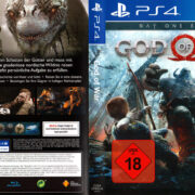 God of War Day One Edition (2018) PS4 German Cover