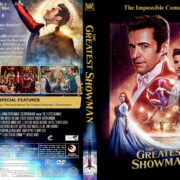The Greatest Showman (2017) R1 Custom DVD Cover V2