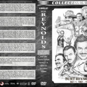 Burt Reynolds Film Collection – Set 1 (1961-1969) R1 CUSTOM DVD Covers