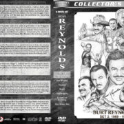 Burt Reynolds Film Collection – Set 2 (1969-1970) R1 CUSTOM DVD Covers