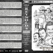 Burt Reynolds Film Collection – Set 4 (1974-1976) R1 Custom DVD Covers