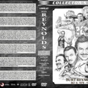 Burt Reynolds Film Collection – Set 6 (1979-1981) R1 Custom DVD Covers