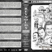 Burt Reynolds Film Collection – Set 7 (1982-1984) R1 Custom DVD Covers