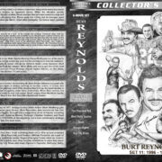 Burt Reynolds Film Collection – Set 11 (1996-1997) R1 Custom DVD Covers