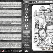 Burt Reynolds Film Collection – Set 12 (1997-1999) R1 Custom DVD Covers
