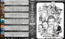 Burt Reynolds Film Collection - Set 15 (2002-2005) R1 Custom DVD Covers