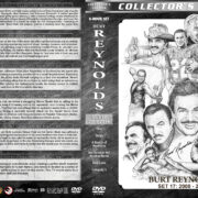 Burt Reynolds Film Collection – Set 17 (2008-2014) R1 Custom DVD Covers