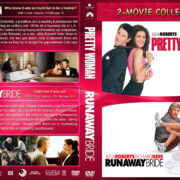 Pretty Woman / Runaway Bride Double Feature (1990-1999) R1 Custom DVD Cover