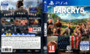 Farcry 5 (2018) PAL PS4 Cover