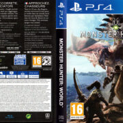 Monster Hunter World (2017) PAL PS4 Cover