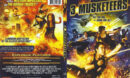 3 Musketeers (2011) R1 SLIM DVD Cover