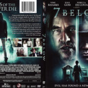 7 Below (2011) SLIM DVD Cover