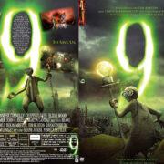 9 (2009) R1 SLIM DVD Cover