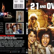 21 and Over (2012) R1 SLIM DVD Cover