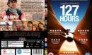 127 Hours (2010) R2 SLIM CUSTOM DVD Cover