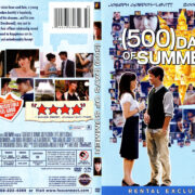 (500) Days of Summer (2009) R1 SLIM DVD Cover