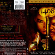 1408 (2007) R1 SLIM DVD Cover