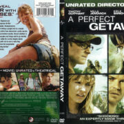 A Perfect Getaway (2009) R1 SLIM DVD Cover