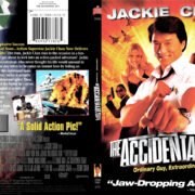 The Accidental Spy (2001) R1 SLIM DVD Cover