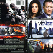 Act of Vengeance (2012) R1 SLIM DVD Cover