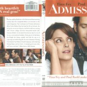 Admission (2013) R1 SLIM DVD COVER