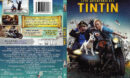 The Adventures of TinTin (2011) R1 SLIM DVD COVER