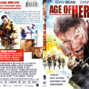 Age of Heroes (2011) R1 SLIM DVD COVER