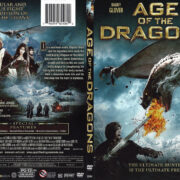 Age of the Dragons (2011) R1 SLIM DVD COVER