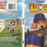 Air Bud: Seventh Inning Fetch (2002) R1 SLIM DVD COVER