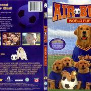 Air Bud: World Pup (2000) R1 SLIM DVD COVER