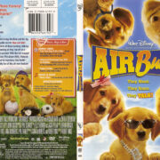 Air Buddies (2006) R1 SLIM DVD COVER