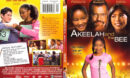 Akeelah and the Bee (2006) R1 SLIM DVD COVER