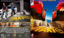 Taxi 5 (2018) R2 CUSTOM DVD COVER & Label