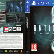 Until Dawn (2015) PAL GERMAN PS4 Cover