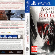 Assassins Creed Rogue (2018) PAL PS4 Cover