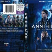 Annihilation (2018) R1 Blu-Ray Cover