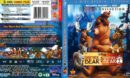 Brother Bear & Brother Bear 2 (2013) R1 Blu-Ray Cover