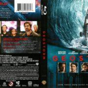 Geostorm (2018) R1 Blu-Ray Cover