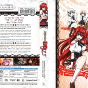 High School DxD New (2012) R1 Blu-Ray Cover
