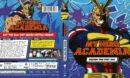 My Hero Academia Season 2 Part 1 (2017) R1 Blu-Ray Cover